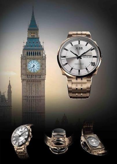Reloj Mido Edición Limitada Big Ben De 500 Piezas