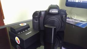 Câmera Canon Eos 6d + Grip+2 Baterias Originais