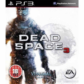 Dead Space 3 Para Sony Playstation 3 Ps3 Novo Lacrado