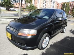 Chevrolet Aveo Gti 1.4 Aa 3 Pts