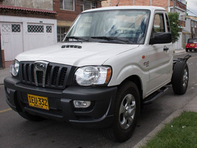 Mahindra Pick Up 2015 En Estacas