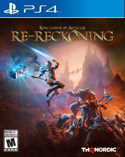 Ps4 Kingdoms Of Amalur Re-reckoning / Fisico