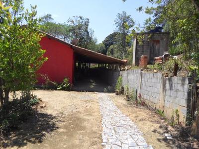 Juquitiba - Chácara/riacho/pomar/lavanderia Ref: 04185
