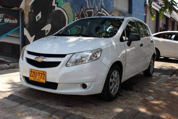 Chevrolet Sail Lt Hatchback 2015 - Excelente Estado
