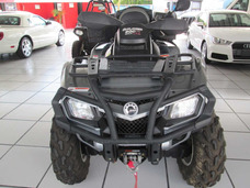 Bombarbier Can-am Outlander 2010 Negra 800cc