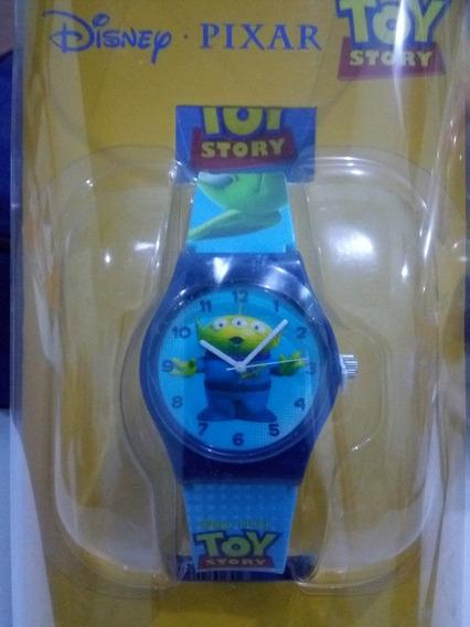 Reloj De Pulso Toy Story 4 Cinépolis Marcianito Envío Gratis