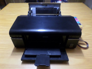 Impresora Epson Stylus Photo T50