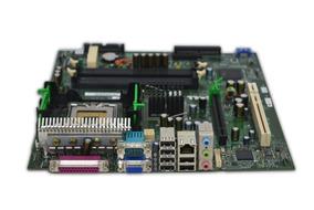 Placa Mãe Lga 775 Ddr2 - Dell Optiplex Gx280 - Yg179