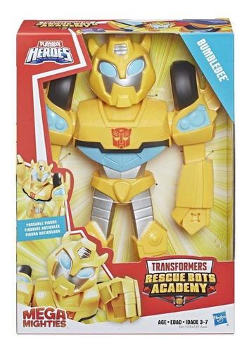 Transformers Rescue Bots Academy  Bumblebee - Mega Mighties
