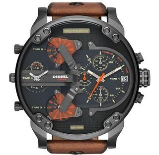 Reloj Diesel Mr Daddy 2.0 Dz7332 - Entrega Inmediata
