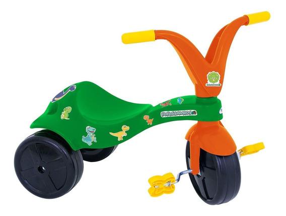 Triciclo Infantil Dinosaurio