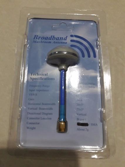 Broadband Mushroom Antena Drone