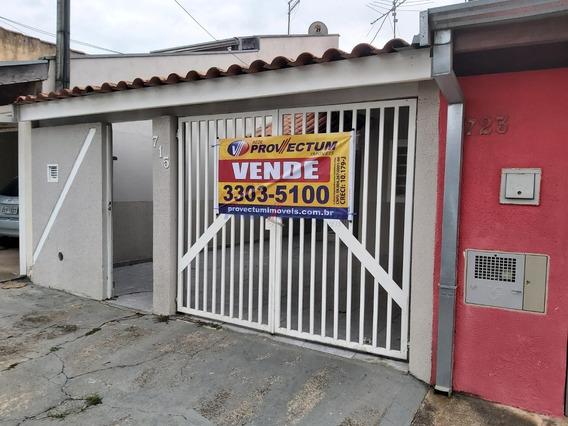 Casa À Venda Em Loteamento Remanso Campineiro - Ca277077