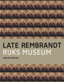 Livro Late Rembrandt Rijks Museum English Edition
