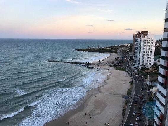 Flat Na Praia De Areia Preta - V-10993