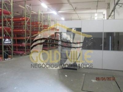 Ga2607 - Alugar Galpão Em Osasco - Ga2607 - 33874113
