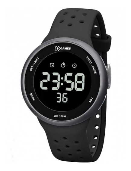 Relógio X-games Masculino Digital Xmppd485 A Pronta Entrega