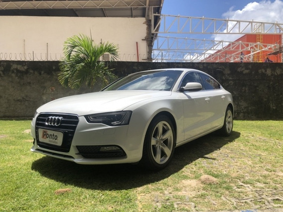 A5 1.8 Tfsi Sportback Attraction 16v Gasolina 4p