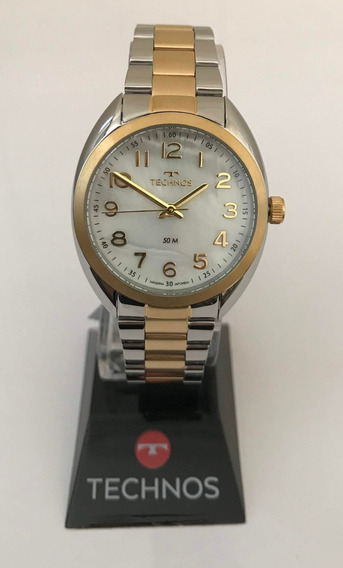 Relógio Technos 2036mlb/5b Boutique Aço Misto