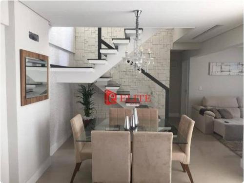 Apartamento Com 3 Dormitórios À Venda, 150 M² Por R$ 750.000,00 - Jardim Satélite - São José Dos Campos/sp - Ap3582