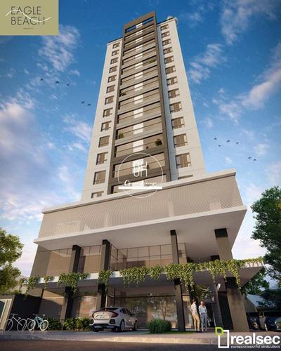 Imagem 1 de 15 de Apartamento Com 2 Dorms, Centro, Balneário Piçarras - R$ 493 Mil, Cod: 9 - V9