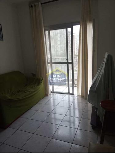 Apartamento Com 2 Dorms, Tupi, Praia Grande - R$ 265 Mil, Cod: Cla37904 - Vcla37906