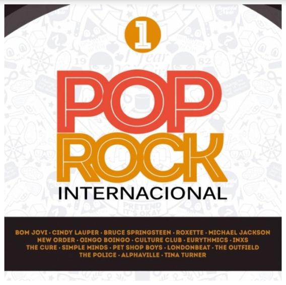 Pop Rock Internacional - Volume 01 - Lacrado