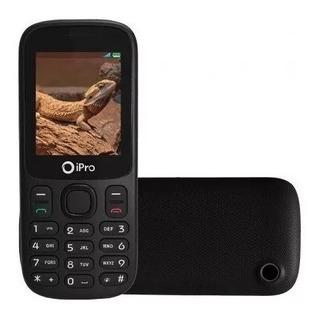 Celular Barato Ipró I3200 2 Chip Anatel Camera Bom Idoso