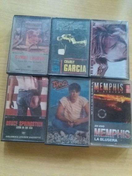 5 Cassettes Promo