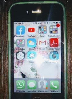 iPhone 4s Original 32gb Liberado