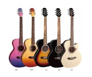 Guitarra Acustica Gypsy Rose Funda Correa Pua Afinador