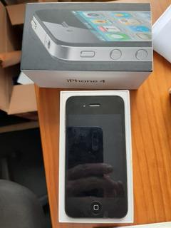 iPhone 4, Funcionando Menos O Botão De Ligar