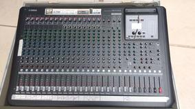 Mesa De Som Yamaha Mgp24x Com Case