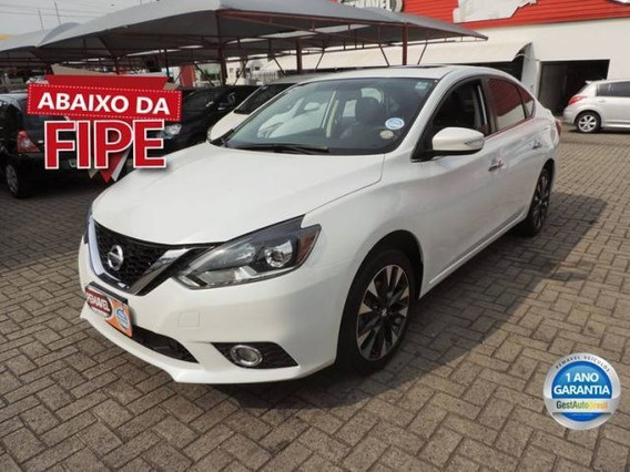Nissan Sentra Sl 2.0 16v Flex, Qib2216