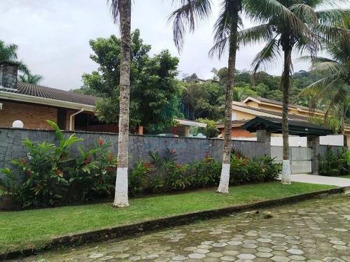 Imagem 1 de 29 de Casa Com 3 Dorms, Domingas Dias, Ubatuba - R$ 4.45 Mi, Cod: 1283 - V1283