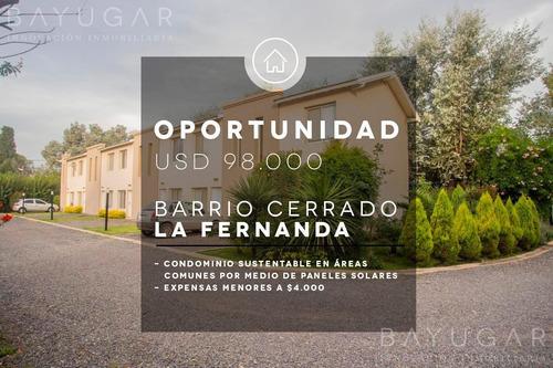 Imagen 1 de 15 de Venta - Ph Dúplex En Barrio La Fernanda - Villa Rosa - Pilar - Bayugar Negocios Inmobiliarios