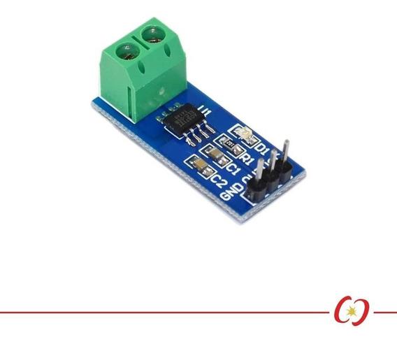 Sensor Corrente 5a - Acs712 - Acs712-elctr-05b-t