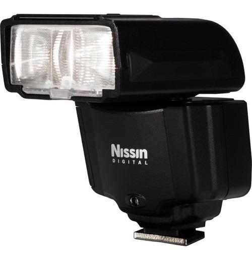 Flash Nissin I400 Ttl Sony Fujifilm Canon Nikon Micro 4/3