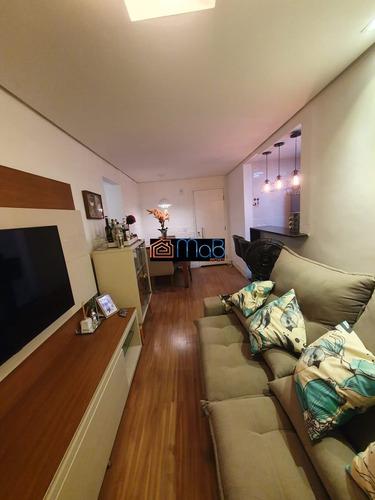 Imagem 1 de 14 de Lindo Apartamento Próximo A Praia  Com Suporte Para Home Office - Ap0219