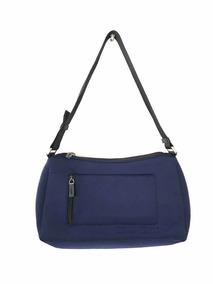 Bolsa Miu Miu Neoprene Azul - Original