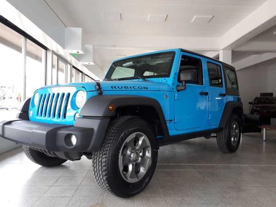 Jeep Wrangler Rubicon 4p 3.6l Atfxis