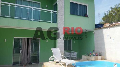 Casa De Rua-à Venda-vila Valqueire-rio De Janeiro - Agv73169