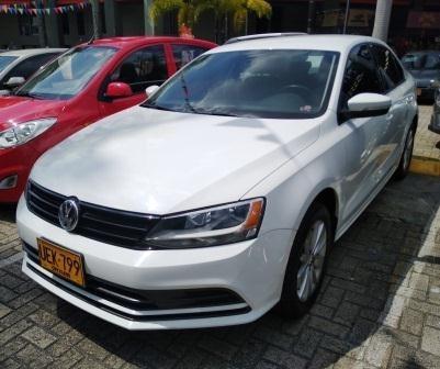 Volkswagen New Jetta 2015, Original,automatico, Unico Prop.