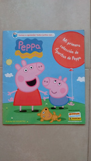 Album Figuritas Peppa Pig Panini