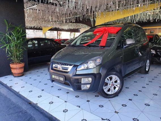 Fiat - Idea Adventure (dualogic) 2011