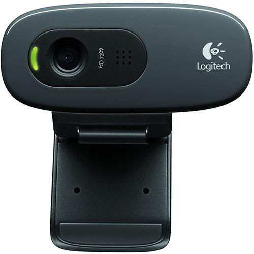 Camera Web Cam Hd Logitech C270
