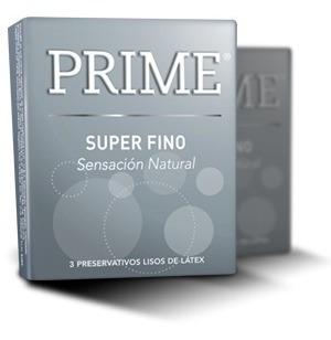 Preservativos Prime, 12 Cajas X 3u C/u. Todos Los Modelos