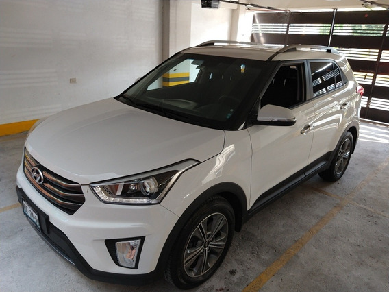 Hyundai Creta 1.6 Gls Premium At 2018