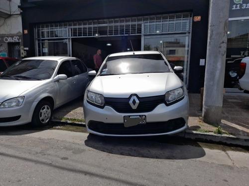 Renault Logan Authentique Plus 1.6 Con Gnc !!