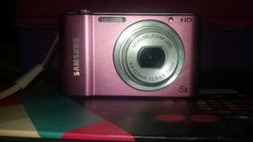 Máquina Fotográfica Rosa,samsung.
